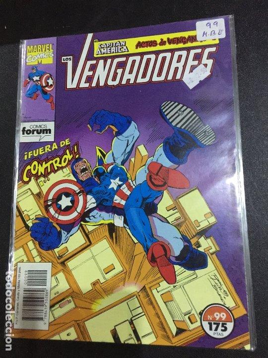 FORUM ALPHA FLIGHT NUMERO 99 BUEN ESTADO (Tebeos y Comics - Forum - Vengadores)