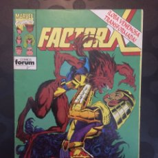 Cómics: FACTOR X VOL.1 N.82 . LA GARRA DE LA MUERTE . ( 1988/1995 ) .. Lote 183563418