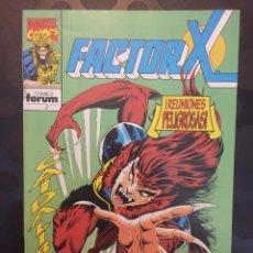 Cómics: FACTOR X VOL.1 N.86 . REUNIONES PELIGROSAS . ( 1988/1995 ) .. Lote 183564230