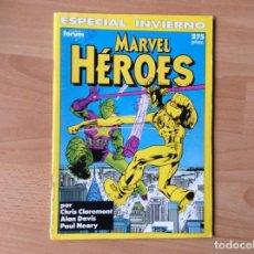 Cómics: MARVEL HÉROES. ESPECIAL INVIERNO. FORUM. . Lote 183564416