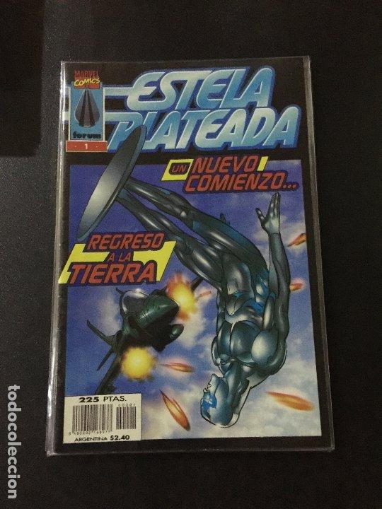 FORUM ESTELA PLATEADA VOLUMEN 2 NUMERO 1 BUEN ESTADO (Tebeos y Comics - Forum - Otros Forum)
