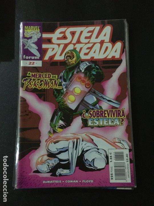FORUM ESTELA PLATEADA VOLUMEN 2 NUMERO 22 BUEN ESTADO (Tebeos y Comics - Forum - Otros Forum)