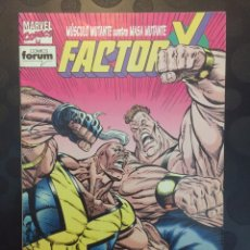 Cómics: FACTOR X VOL.1 N.90 . GUIDO VS MOLE . ( 1988/1995 ) .. Lote 183564550