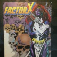 Cómics: FACTOR X VOL.1 N.91 . VENGANZA PROMETIDA . ( 1988/1995 ) .. Lote 183564818