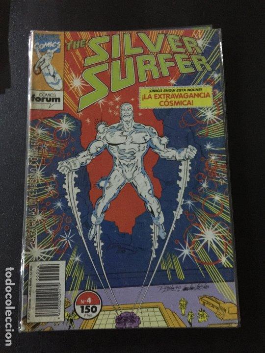 FORUM SILVER SURFER NUMERO 4 NORMAL ESTADO (Tebeos y Comics - Forum - Otros Forum)