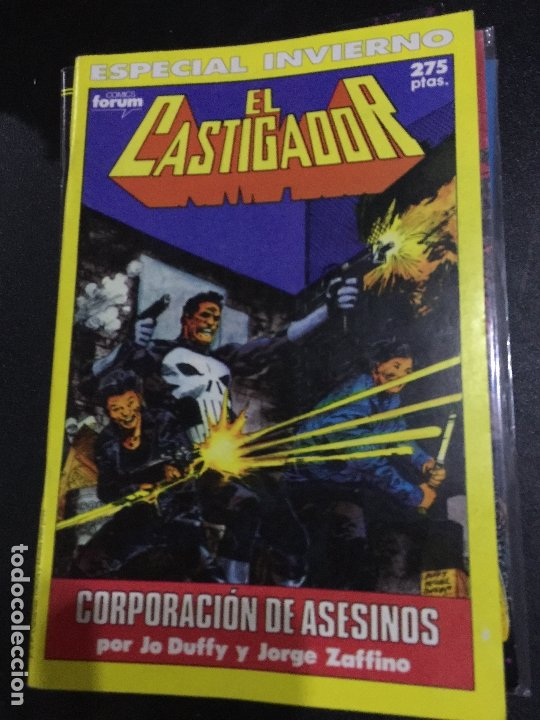 FORUM CASTIGADOR ESPECIAL INVIERNO MUY BUEN ESTADO (Tebeos y Comics - Forum - Otros Forum)