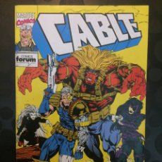 Cómics: CABLE VOL.1 N.4 . REUNIÓN MORTÍFERA . ( 1994/1995 ) .. Lote 183566406