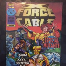 Cómics: X FORCE Y CABLE VOL.2 N.2 . ESPECIAL MUTANTE . ( 1996/1998 ) .. Lote 183573810