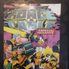 Cómics: X FORCE Y CABLE VOL.2 N.1 . ESPECIAL MUTANTE . ( 1996/1998 ) .. Lote 183573962