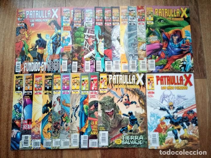 PATRULLA-X: LOS AÑOS PERDIDOS Nº 1 AL 22 (JOHN BYRNE) COMPLETA - FORUM - (Tebeos y Comics - Forum - Patrulla X)