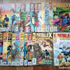 Cómics: PATRULLA-X: LOS AÑOS PERDIDOS Nº 1 AL 22 (JOHN BYRNE) COMPLETA - FORUM - . Lote 183579507