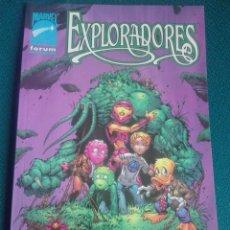 Cómics: EXPLORADORES # Y4. Lote 183655625
