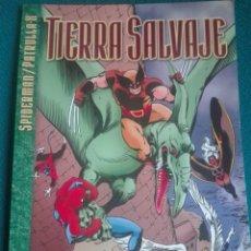 Cómics: TIERRA SALVAJE # Y4. Lote 183655796