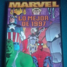 Cómics: MARVEL LO MEJOR DE 1997# Y4. Lote 183656262