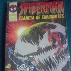 Cómics: SPIDERMAN-PLANETA DE SIMBIONTES# Y4. Lote 183658306
