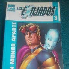 Cómics: LOS EXILIADOS 3 - UN MUNDO APARTE # Y4. Lote 183663373