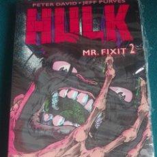 Cómics: HULK - MR FIXIT COMPLETA # Y4. Lote 183664776