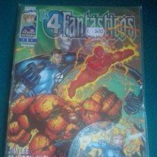 Comics: LOS 4 FANTÁSTICOS - HÉROES REBORN 1# Y5. Lote 183689536