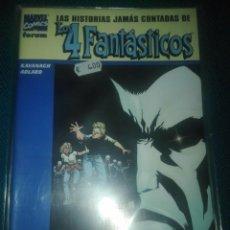 Cómics: LAS HISTORIAS JAMAS CONTADAS DE LOS 4 FANTÁSTICOS- LOS STORMS # Y5. Lote 183738737