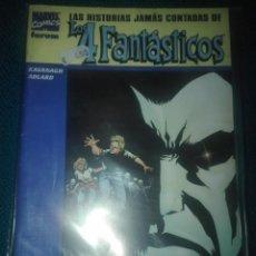 Cómics: LAS HISTORIAS JAMAS CONTADAS DE LOS 4 FANTÁSTICOS- LOS STORMS # Y5. Lote 183738808