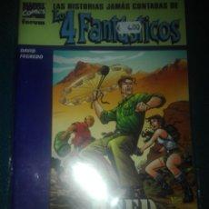 Cómics: LAS HISTORIAS JAMAS CONTADAS DE LOS 4 FANTÁSTICOS- REED RICHARDS# Y5. Lote 183738880