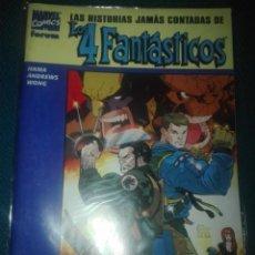Comics : LAS HISTORIAS JAMAS CONTADAS DE LOS 4 FANTÁSTICOS- LA COSA Y LOBEZNO# Y5. Lote 183738926