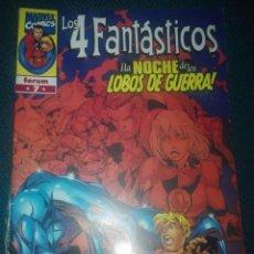 Cómics: LOS 4 FANTÁSTICOS 7 - VOL III # Y5. Lote 183739376