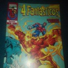 Cómics: LOS 4 FANTÁSTICOS 8 - VOL III # Y5. Lote 183739638