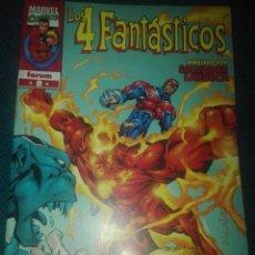 Cómics: LOS 4 FANTÁSTICOS 8 - VOL III # Y5. Lote 183739682