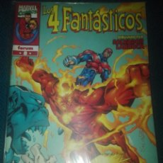 Cómics: LOS 4 FANTÁSTICOS 8 - VOL III # Y5. Lote 183739728