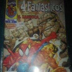 Cómics: LOS 4 FANTÁSTICOS 9 - VOL III # Y5. Lote 183739780