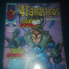 Cómics: LOS 4 FANTÁSTICOS 10 - VOL III # Y5. Lote 183739838