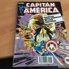 Comics: CAPITAN AMERICA TOMO CON Nº 36, 37, 38, 39 Y 40 (FORUM) (COIB38). Lote 183740877