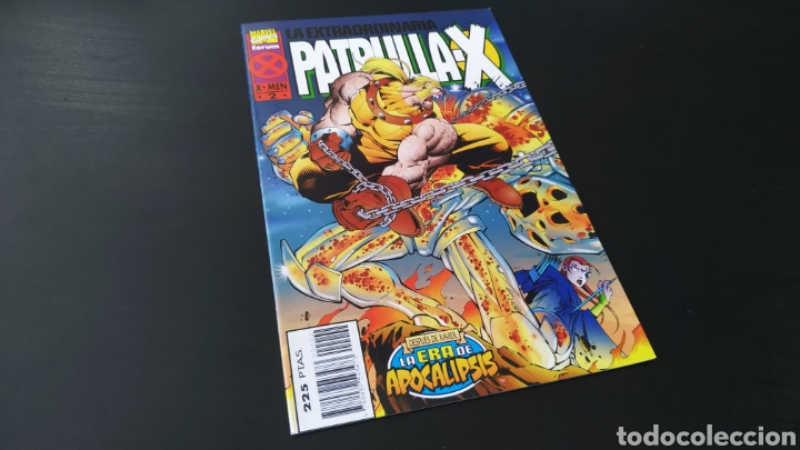 EXCELENTE ESTADO LA EXTRAORDINARIA PATRULLA X 2 FORUM (Tebeos y Comics - Forum - Patrulla X)
