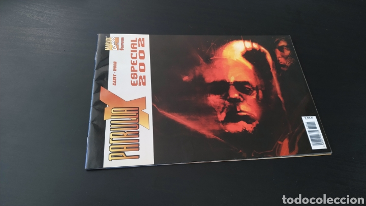 CASI EXCELENTE ESTADO PATRULLA X 2002 FORUM (Tebeos y Comics - Forum - Patrulla X)