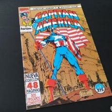 Cómics: EXCELENTE ESTADO CAPITAN AMERICA & THOR EL PODEROSO 1 FORUM. Lote 183770141