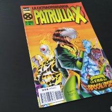 Cómics: EXCELENTE ESTADO LA EXTRAORDINARIA PATRULLA X 4 FORUM. Lote 183771821