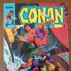 Cómics: CONAN EL BARBARO VOL. 1 1ª EDICION Nº 153 - FORUM - SUB02. Lote 183798886