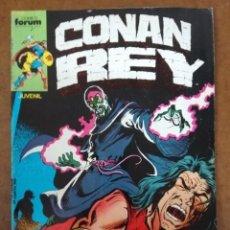 Cómics: CONAN REY Nº 48 - FORUM - SUB02. Lote 183799507