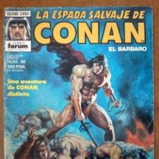Cómics: LA ESPADA SALVAJE DE CONAN VOL. 1 1ª EDICION Nº 96 - FORUM - SUB02. Lote 183800148
