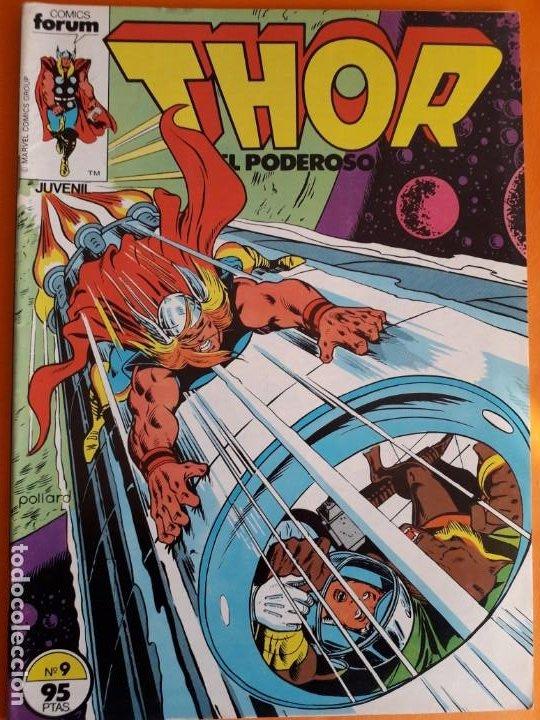 THOR N-9 (Tebeos y Comics - Forum - Thor)