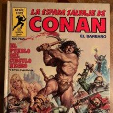 Cómics: LA ESPADA SALVAJE DE CONAN EL BÁRBARO . Lote 183867485