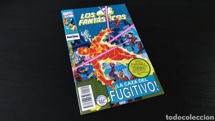 EXCELENTE ESTADO LOS 4 FANTASTICOS 132 FORUM (Tebeos y Comics - Forum - 4 Fantásticos)