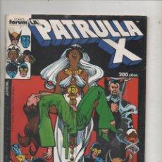 Cómics: LA PATRULLA X ESPECIAL VACACIONES 1986.DA. Lote 183897046