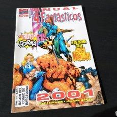 Cómics: CASI EXCELENTE ESTADO LOS 4 FANTASTICOS ESPECIAL 2001 FORUM. Lote 183898305