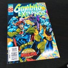 Cómics: EXCELENTE ESTADO GAMBITO Y LOS EXTERNOS 3 X MEN FORUM. Lote 183898692