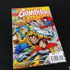 Cómics: DE KIOSCO GAMBITO Y LOS EXTERNOS 2 X MEN FORUM. Lote 183898951