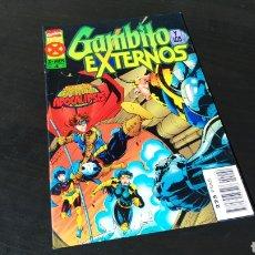 Cómics: CASI EXCELENTE ESTADO GAMBITO Y LOS EXTERNOS 4 X-MEN FORUM. Lote 183900187