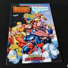 Cómics: CASI EXCELENTE ESTADO LOS VENGADORES ESPECIAL 1999 FORUM. Lote 183900978