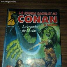 Cómics: SUPER CONAN-SERIE ORO-LA ESPADA SALVAJE DE CONSN EL BARBARO-NUMEROS 3,6,8,9.. Lote 183926023